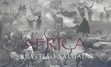 Sebastiao Salgado:  Africa
