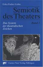 Semiotik des Theaters 1