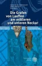 Die Grafen Von Lauffen Am Mittleren Und Unteren Neckar:  Senecas Tragodien Und Die Rhetorik Des Sehens