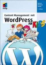Content Management mit WordPress für Kids