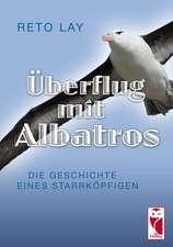 Überflug mit Albatros