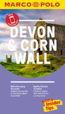 Devon and Cornwall Marco Polo Pocket Guide