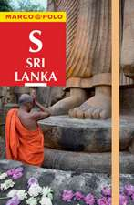 Sri Lanka Marco Polo Travel Guide and Handbook