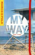 My Way Marco Polo Travel Journal (Beach Cover)