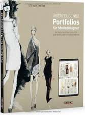 Überzeugende Portfolios für Modedesigner