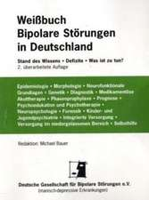 Weißbuch Bipolare Störungen in Deutschland