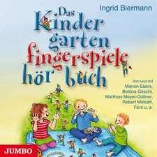 Das Kindergartenfingerspielehörbuch: Copii de la 3 ani