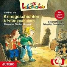 Lesepiraten Krimigeschichten & Polizeigeschichten