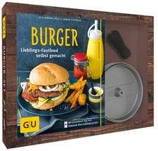 Burger-Set
