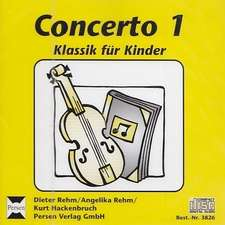 Concerto 1. CD (3. bis 6. Klasse)