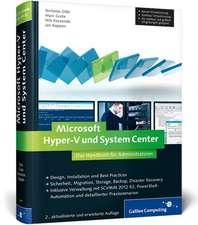 Microsoft Hyper-V und System Center