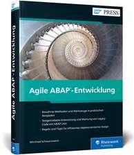 Agile ABAP-Entwicklung