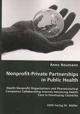 Nonprofit-Private Partnerships in Public Health
