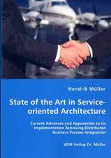 State of the Art in Service-oriented Architecture