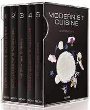 Modernist Cuisine (German):  East of the Sun and West of the Moon