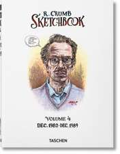 ROBERT CRUMB SKETCHBOOK VOL 41982 1989
