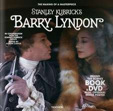 Kubrick's Barry Lyndon. Book & DVD Set