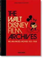 Walt Disney Film Archives. The Animated Movies 1921-1968 - 40th Anniversary Edition