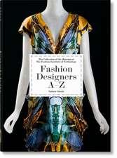 Fashion Designers A-Z. 40th Ed.