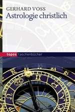 Astrologie christlich