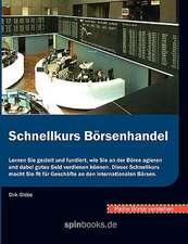 Borse Verstehen:  Schnellkurs Borsenhandel