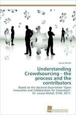 Understanding Crowdsourcing - The Process and the Contributors:  An Alternative Succession Route for Family Firms