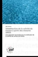 Télédétection de la salinité de l'océan à partir des mesures SMOS