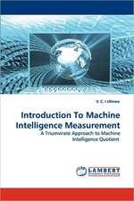 Introduction To Machine Intelligence Measurement