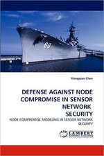 Defense Against Node Compromise in Sensor Network Security