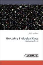 Grouping Biological Data