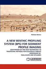 New Benthic Profiling System (Bps) for Sediment Profile Imaging