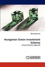 Hungarian Green Investment Scheme