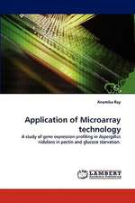 Application of Microarray technology