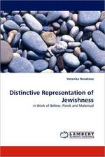 Distinctive Representation of Jewishness