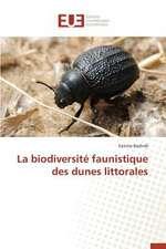 La Biodiversite Faunistique Des Dunes Littorales:  Croissance Et Qualite Des Carcasses