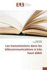 Les Transmissions Dans Les Telecommunications a Tres Haut Debit:  Cas Beac