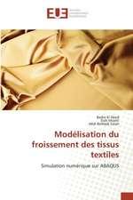 Modelisation Du Froissement Des Tissus Textiles:  de L'Evaluation a la Prise En Charge