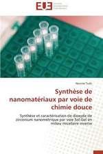 Synthese de Nanomateriaux Par Voie de Chimie Douce:  Defis Et Enjeux Dans Le Processus de Decentralisation