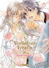 Verliebter Tyrann Artbook