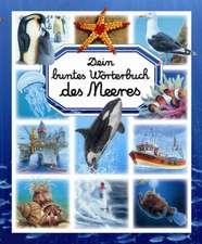 Dein buntes Wörterbuch des Meeres
