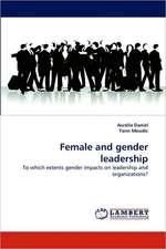 Female and gender leadership