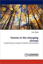 Forests in the changing climate