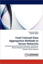 Fault-Tolerant Data Aggregation Methods in Sensor Networks