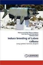 Induce breeding of Labeo calbasu