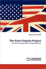 The Kent-Virginia Project