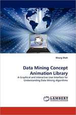 Data Mining Concept Animation Library