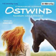 Ostwind 02 - Rückkehr nach Kaltenbach (Hörbuch)
