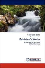 Pakistan's Water