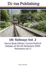 UK: Railways Vol. 2