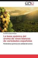 La Base Quimica del Aroma de Vinos Blancos de Variedades Espanolas:  Trayectoria de Un Campo Social